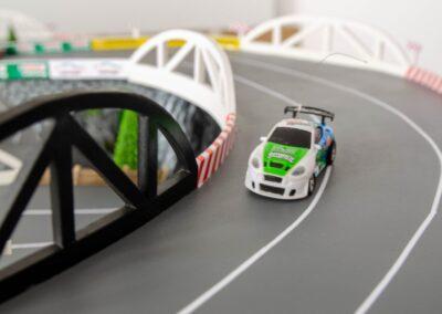 Comanda pista de mașinuțe